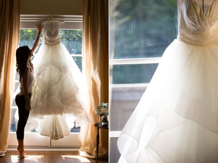 absolutely gorgeous wedding dress by designer Hayley Paige