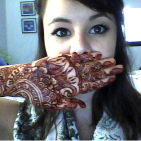 Henna from Little India