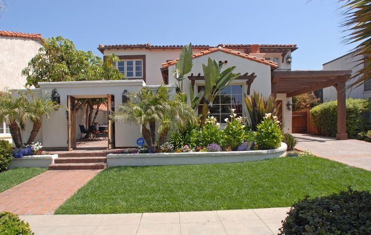 spanish style homes | spanish style houses | ... Old World Spanish Style Home 1 House from ...