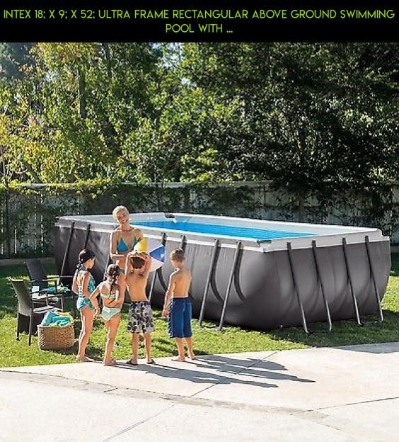 25 Best Ideas About Piscina Intex Retangular On Pinterest Piscinas Intex Piscina Intex And