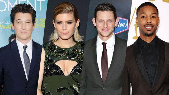 'Fantastic Four' Cast Revealed - Dafuq. No. Just...no.