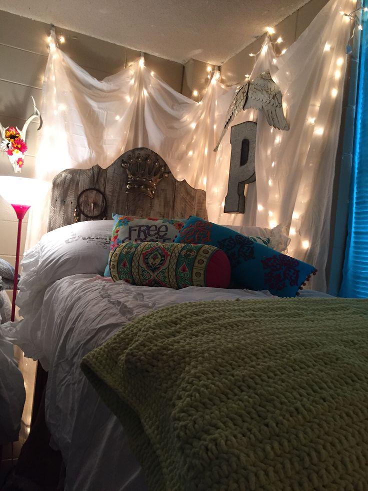 Rice Dorm Room University