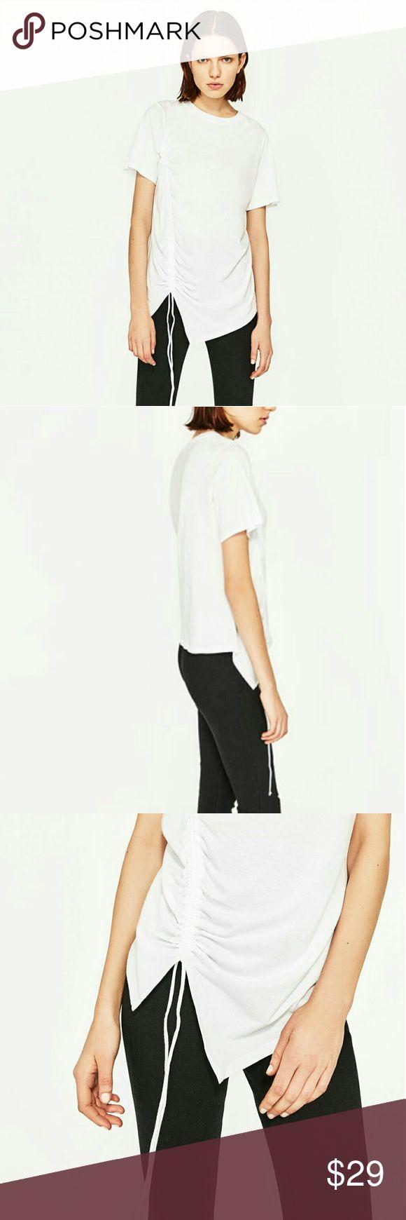 Zara top Brand new Zara Tops