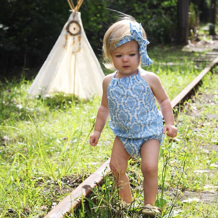 Love our Seren playsuit! Shop here: www.madelinespocket.com.au xx