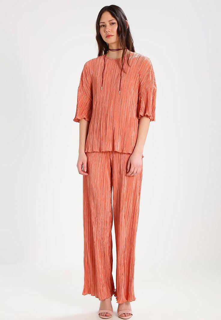 Ivyrevel Pantaloni - apricot - Zalando.it