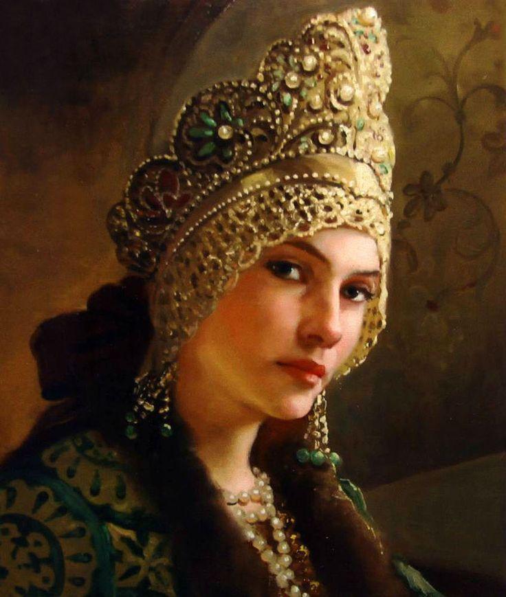 il costume nazionale russo! | Andrey Shishkin.