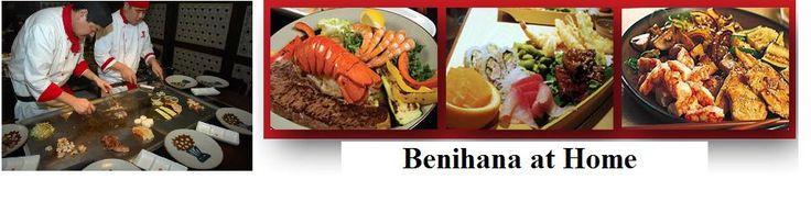 Benihana Copycat Recipes - Hibachi Lemon Chicken