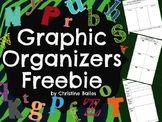 Editable Graphic Organizer Freebie