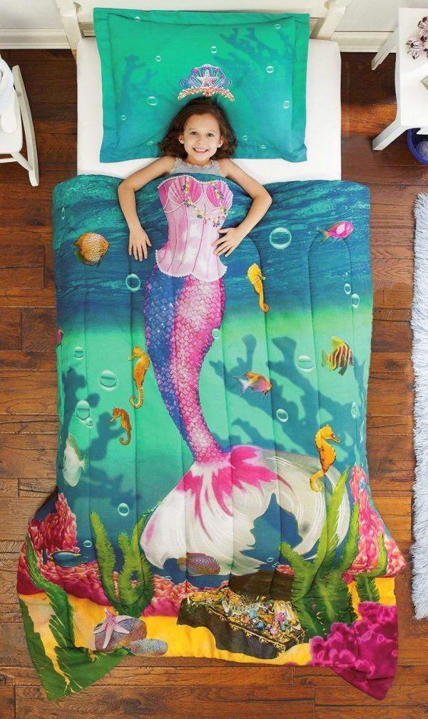 52 Beautiful Mermaid Decor Accessories To Bring The Ocean