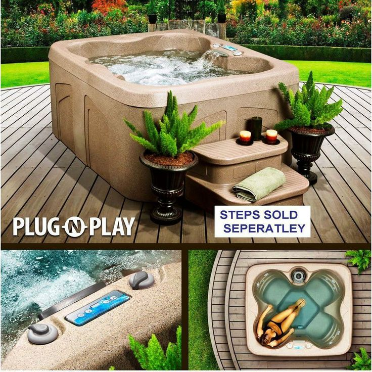 lifesmart bermuda hot tub manual