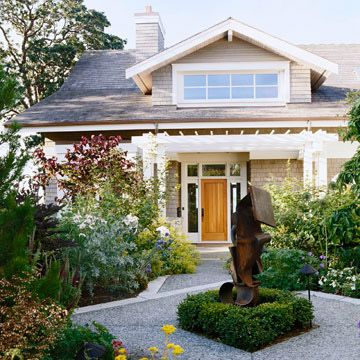 17 best images about craftsman entrance on pinterest for Craftsman style gables