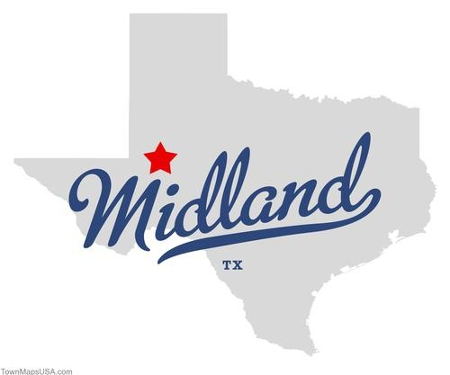 Midland, Texas- A lot of my friends probably don't know that I lived in Texas for a couple of years when I was younger! (We lived in Midland and Odessa Texas) We moved there  because my dad was pastor at one of our Assembly's churches there. That's where I learned to pray!!