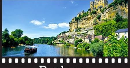 The Dordogne is one of the 4 French Regions featured in Eurocamp's Black Friday Deal which ends this Monday