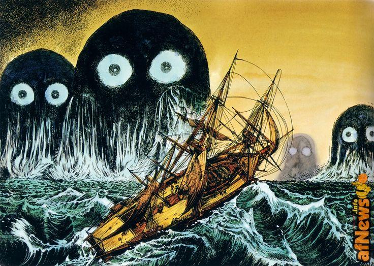 Storie di fantasmi giapponesi - http://www.afnews.info/wordpress/2015/12/01/storie-di-fantasmi-giapponesi/