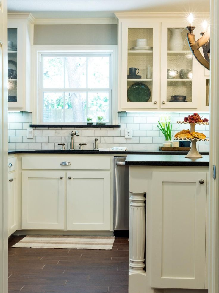 1968 Fixer Upper In An Older Neighborhood Gets A Fresh Update Glasses Cabinets And Grouting