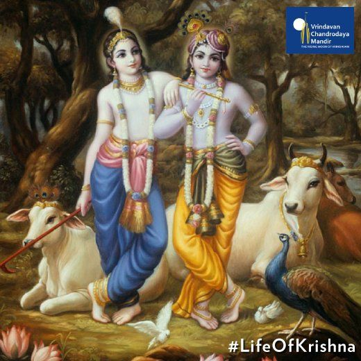The Magic of Krishna's Flute! #LifeOfKrishna