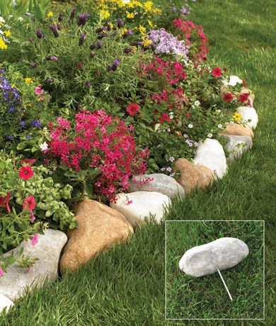 Lightstone Landscape Edging - Landscape Edging - Bob Vila