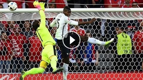 Football Highlights from UEFA Euro 2016 group A match: Switzerland vs France Match result: Switzerland 0 - 0 France Played on: June 19, 2016 Venue:Sta...