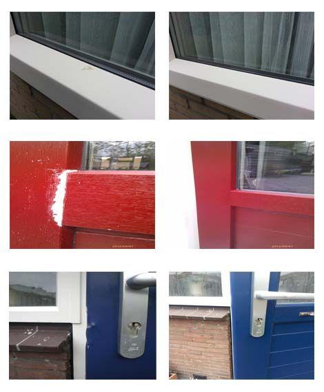 Heeft U beschadigde folie of een inbraakschade aan uw kunststofkozijn, kunststof deur of gevelbekleding? De reparatiespecialisten van Beltraco Benelux kunnen het voor u oplossen.     http://www.beltraco.nl/reparaties.php