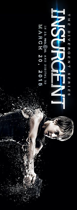 Insurgent movie poster | upcoming movies