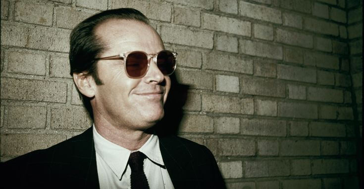 "Jack Nicholson: ""I put on a good show"""