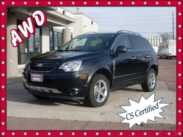 Used 2012 Chevrolet Captiva Sport LTZ For Sale | Colorado Springs CO