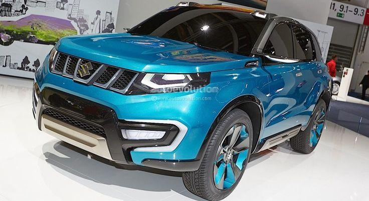 Suzuki iV-4, Mobil Konsep Individual Yang Ramah Lingkungan | Suzuki iV-4, Mobil Konsep Individual Yang Ramah Lingkungan