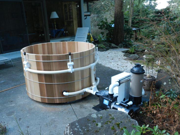 6 X 3 Snorkel Hot Tub With A Snorkel Power Pak This Set