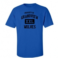 Grandview High School - Aurora, CO | Men's T-Shirts Start at $21.97