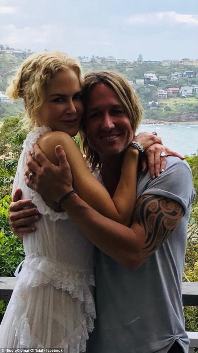 Nicole Kidman and Keith Urban look more in love than ever | Daily Mail Online