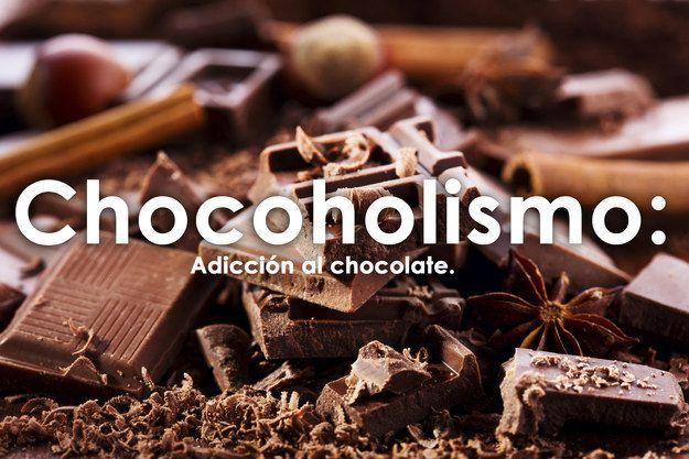 <b>Sí, existe un nombre para aquellos que aman el chocolate más de lo normal.</b>