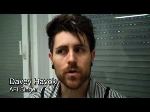 Davey Havok's Testimonial One Life One Chance. So yeah this is pretty awesome.