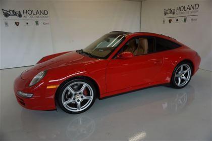 2007 Porsche 911 TARGA 4-AWD-NAVI-MONTREAL - Mont-Royal $52,900 | autoTRADER.ca