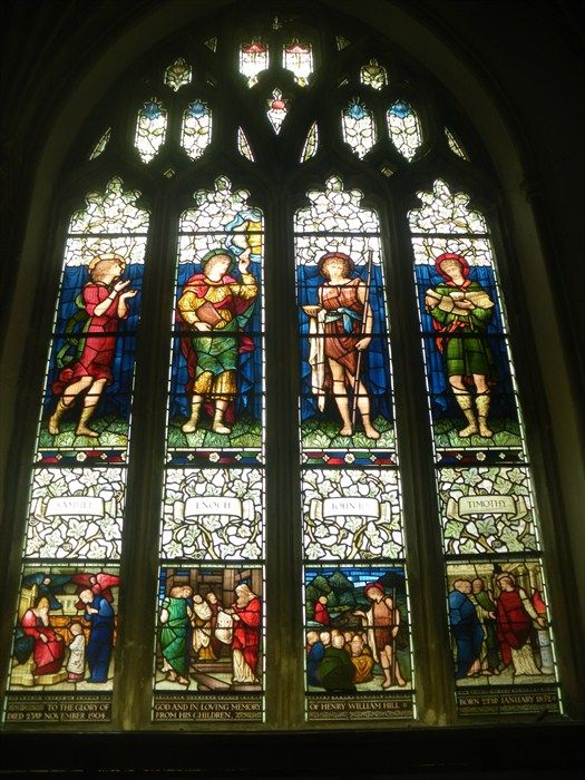 St Andrews Church, Cullompton, Devon, England Image