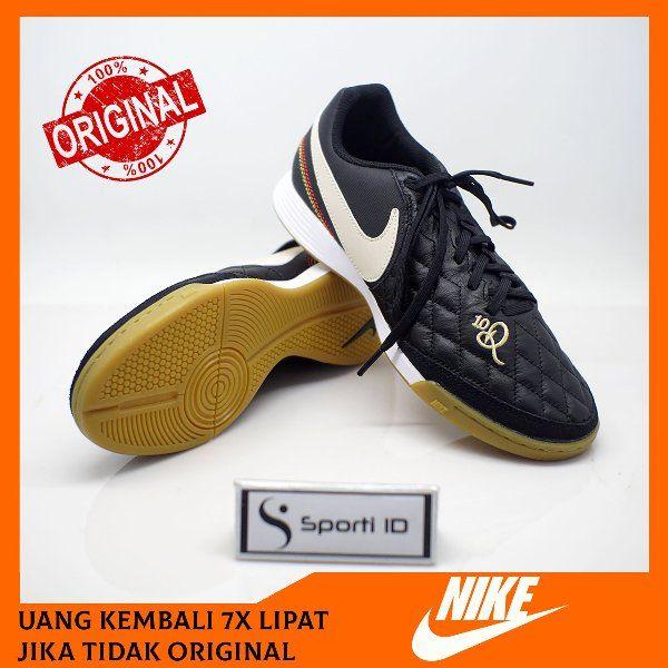 Jual Sepatu Futsal Nike Tiempo Legend 10r Black Limited Edition