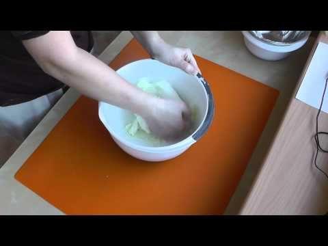 Jak vyrobit marcipán | Potahovací a modelovací hmoty | Recepty