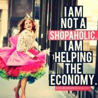 Confession of a shopaholic