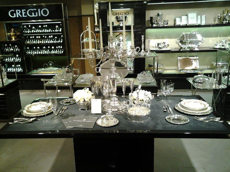 Art de la table #greggio #harrods #luxuryinteriors
