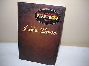 THE LOVE DARE - Love Marriage Religion Christian Life PB Book