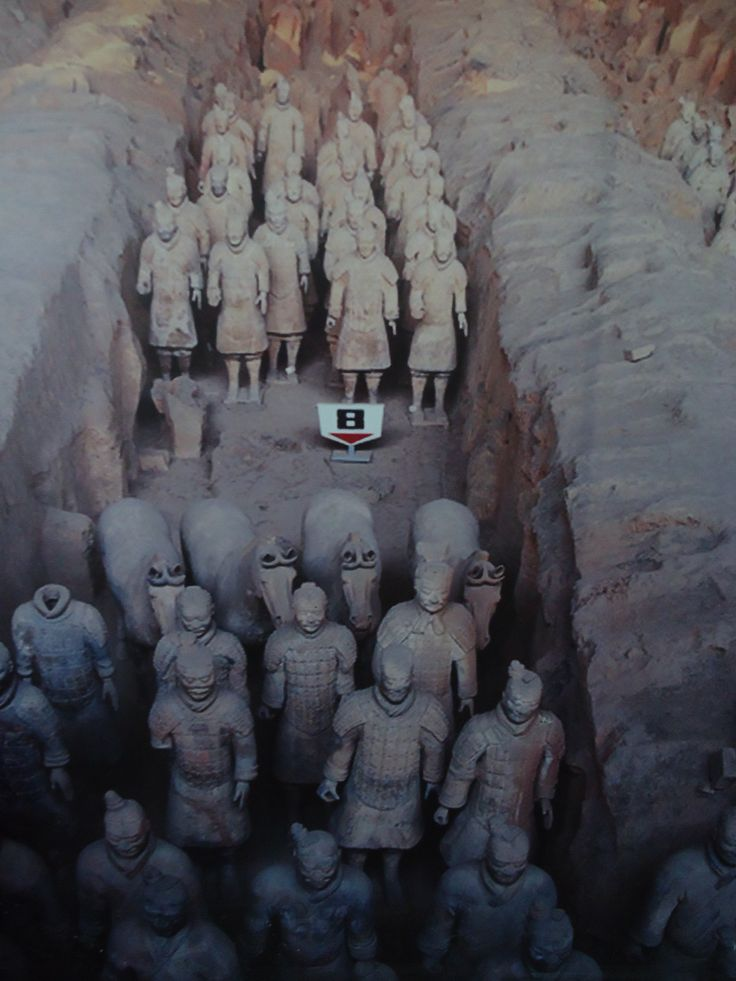 terracotta warriors investigation Art industry news: china has no mercy for the american who stole a warrior's thumb + more must-read stories is seen at the qin terracotta warriors and horses.