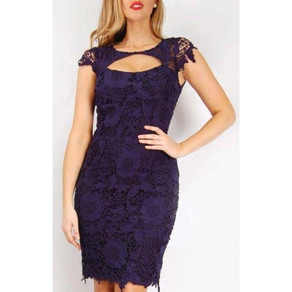 Jardyn Lace Evening Dress