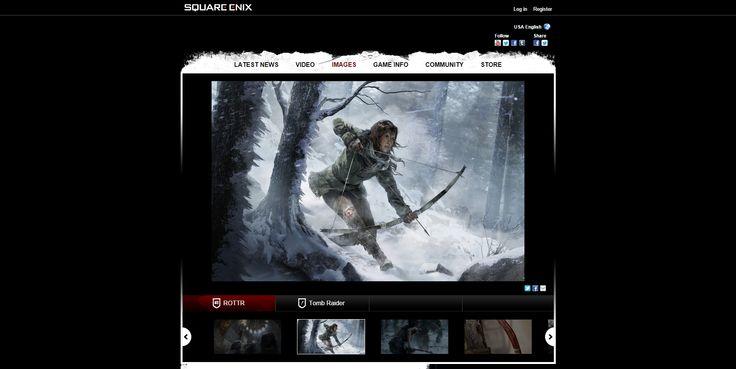 Mídia - Tomb Raider