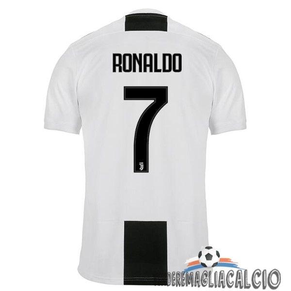 Completi Calcio Poco Prezzo adidas NO.7 Ronaldo Home Maglia ...