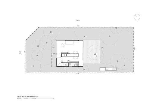 Casa H3,Planta 1