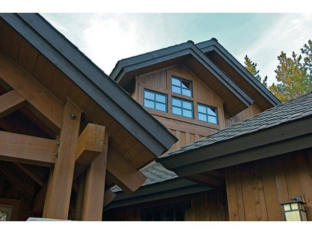 Clerestory Craftsman Style Pinterest House Plans