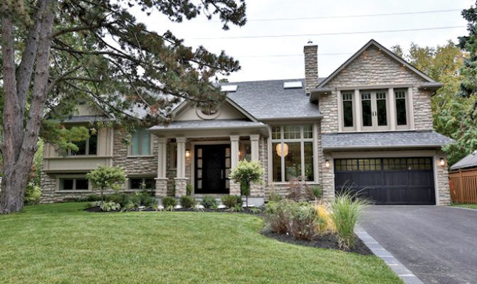 Split Level House Additions