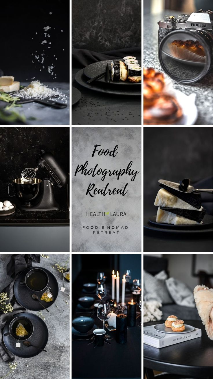 FOOD PHOTOGRAPHY escape food Photography workshops together with the nomad escapeJoin 9 photography enthusiasts all over…