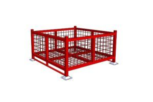 Stillage - Pallet Racking Cages - Macrack Australia, Mansfield Qld. Call on 1800 048 821 for more info and free quotes and design service.