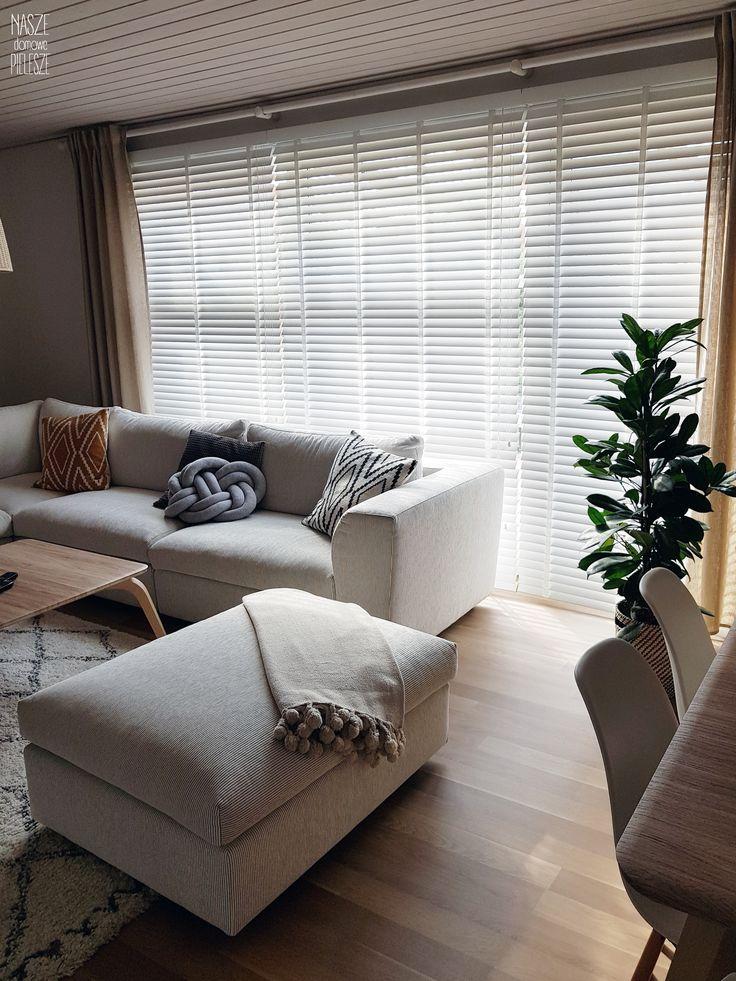 Nasze żaluzje drewniane w pięknym domu Pani Agnieszki <3  Szukaj nas też na: FB: Nasze Domowe Pielesze IG: domowe.pielesze