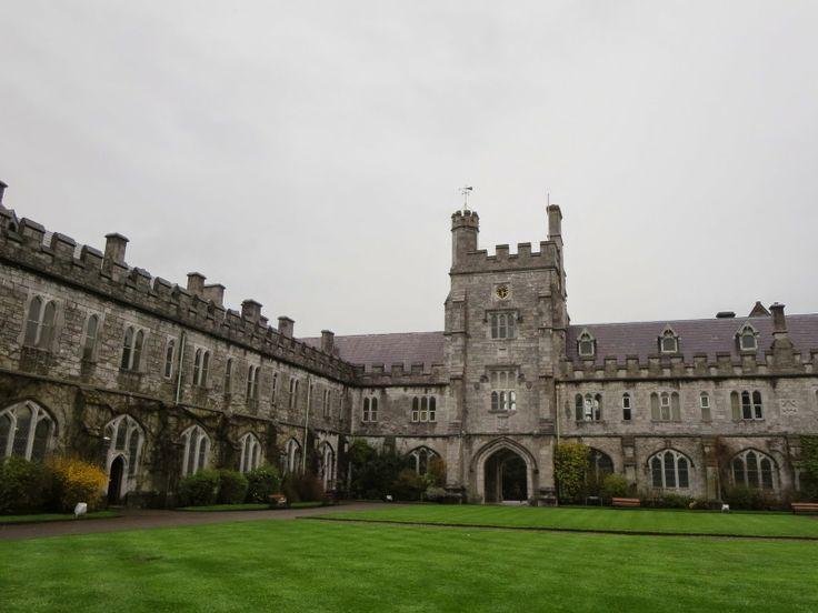 University College Cork - An Educational Sidewalk Safari ~ Sidewalk Safari